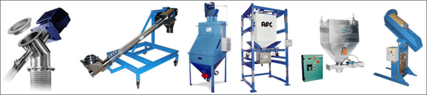 Automated Flexible Conveyor, Inc. is a leading manufacturer of mechanical conveyors, bag dump stations, bulk bag unloading systems, batch weigh systems, ...