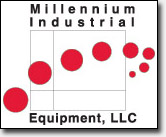 Millennium Industrial Equipment, LLC is located in Fenton, Missouri
